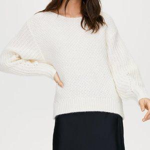 Aritzia Wilfred Limerick Sweater